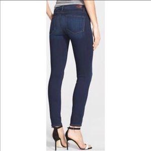 EUC Paige verdugo ankle jeans size 31